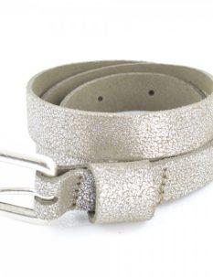 1712a-smalle-meisjes-riem-zilver 1