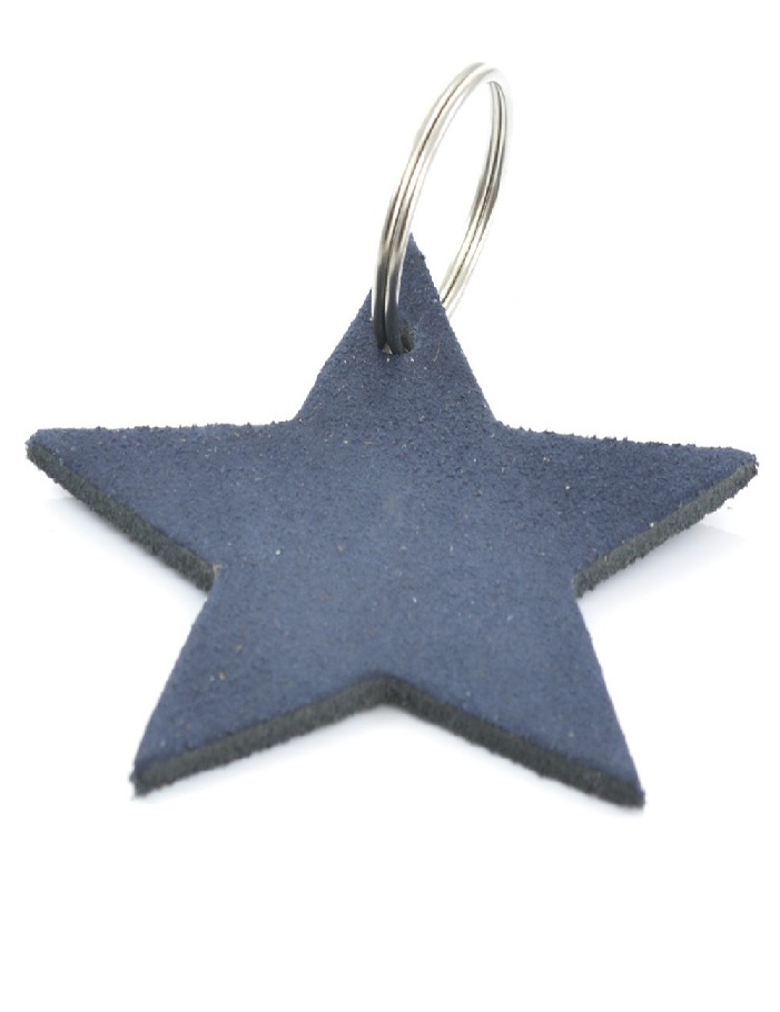 1747a-sleutelhanger-donkerblauw-ster.1