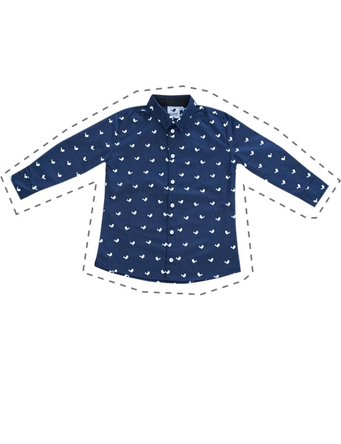 blouse bymerel