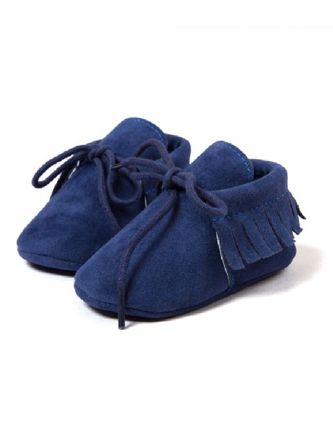 mocassins blauw.1