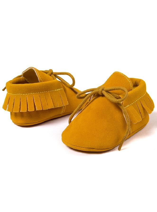 mocassins geel.2