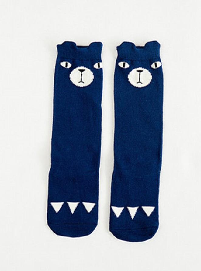sokken beer blauw.1.1