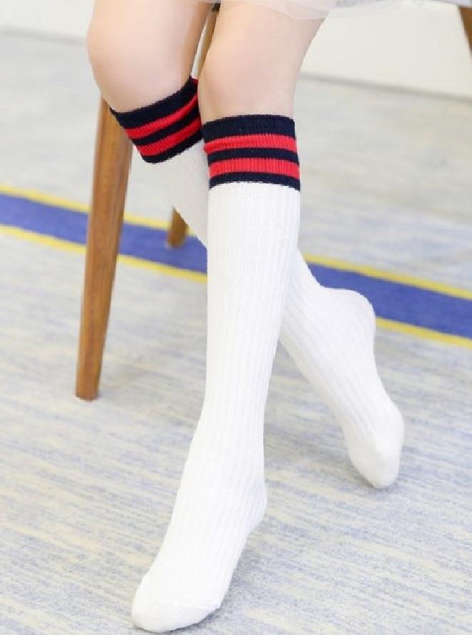 sokken streep rood.2.1