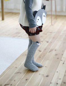 sokken vos grijs.1
