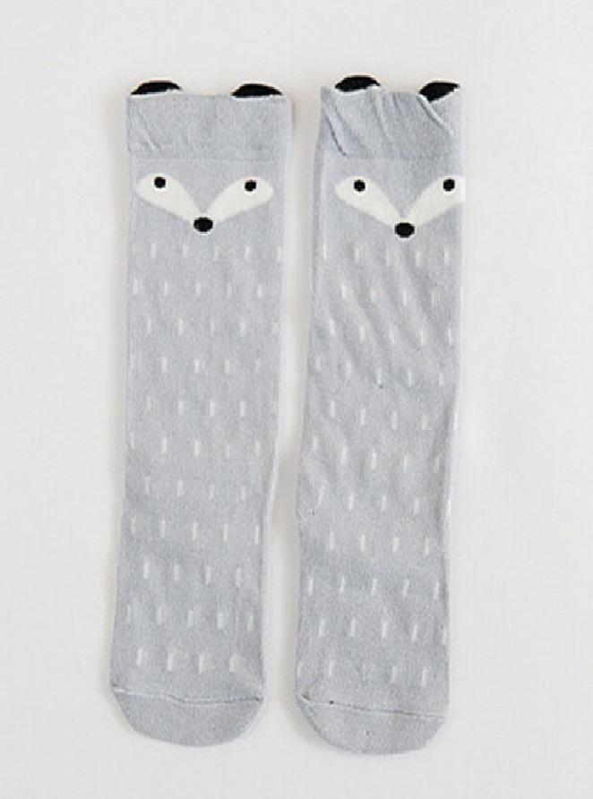 sokken vos grijs.2.1
