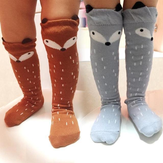 sokken vossen