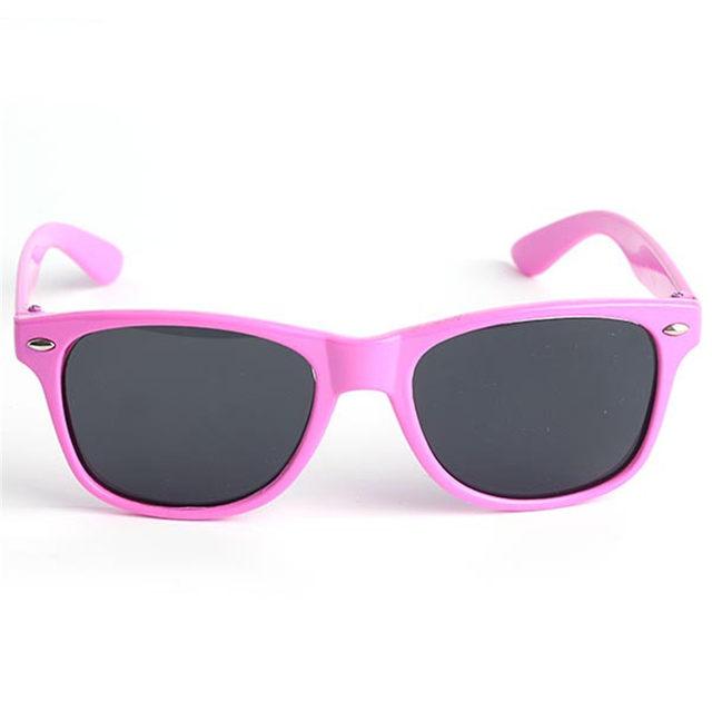 zonnebril kids roze