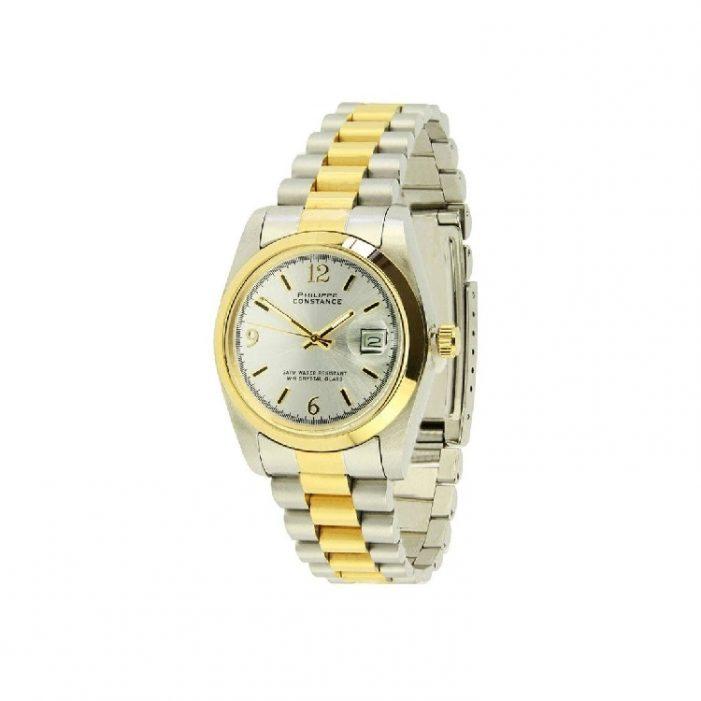horloge goud zilver.2