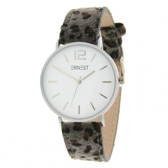 horloge zilver leopard grey.3