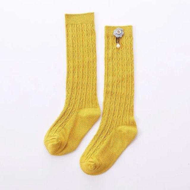 kniekousen geel