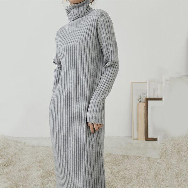 Lily coltrui jurk grey.5