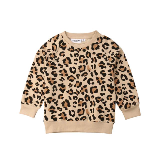 sweater luipaard