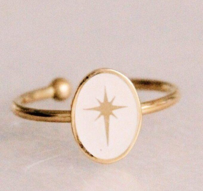 Ring Galaxy ster