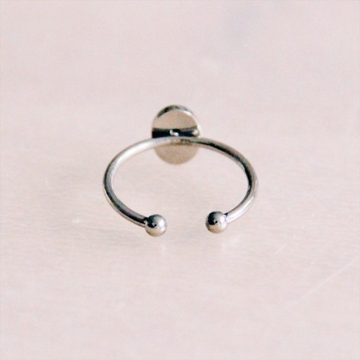 Ring Galaxy ster zilver.1