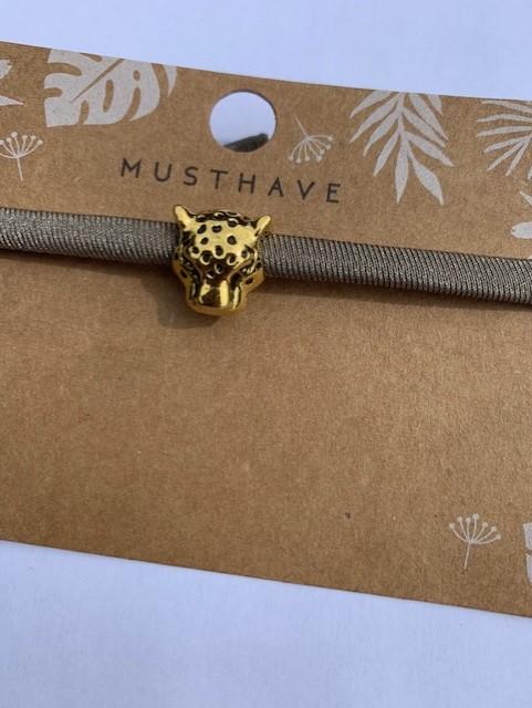 Leopard armband gold.2