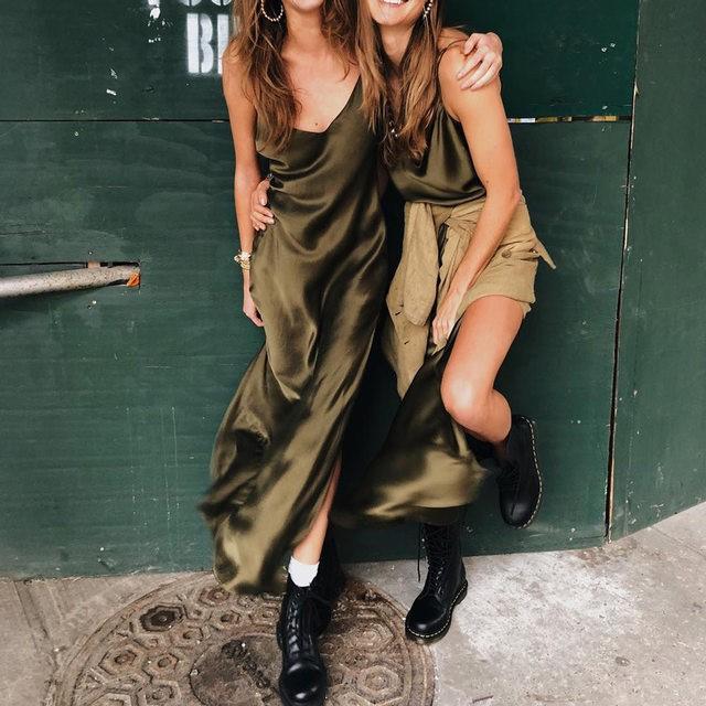 silk dress.1